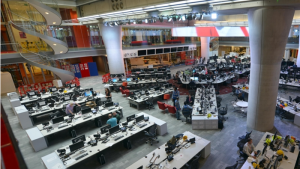 Newsroom BBC